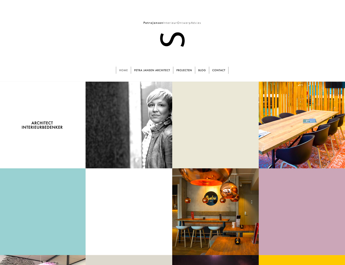 website petra jansen architect
